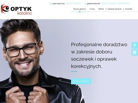 Optyk-katalina.pl Łomianki