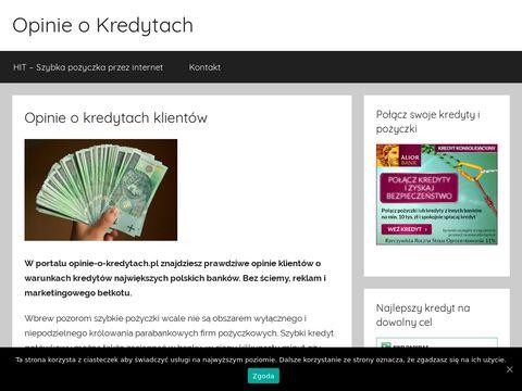 Opinie-o-kredytach.pl