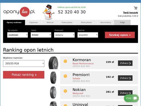 Oponylux.pl