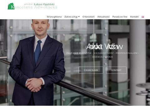 Opalinski.eu Kancelaria Wrocław