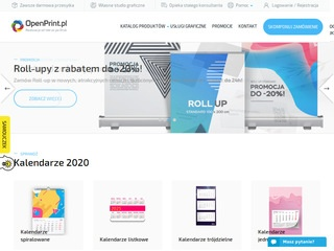 OpenPrint.pl - drukarnia online