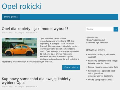 Opel Sosnowiec