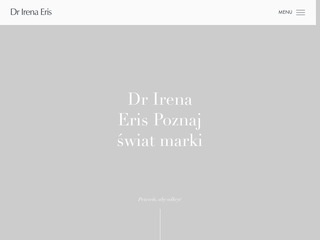Dr Irena Eris outlet internetowy