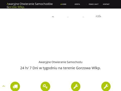Otwieracz24.pl awaryjne otwieranie aut