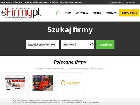 Katalog firm - otofirmy.pl