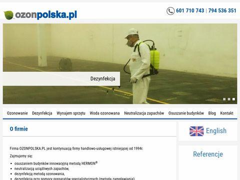 Ozonpolska.pl - przykry zapach