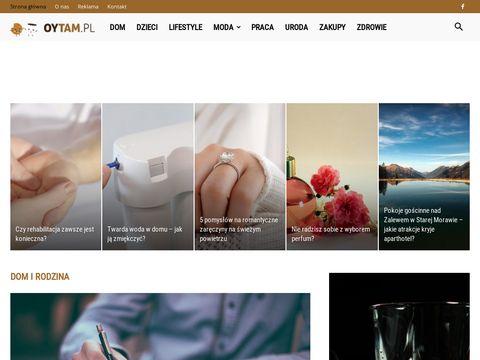 Oytam.pl sklep internetowy z odzieżą i butami