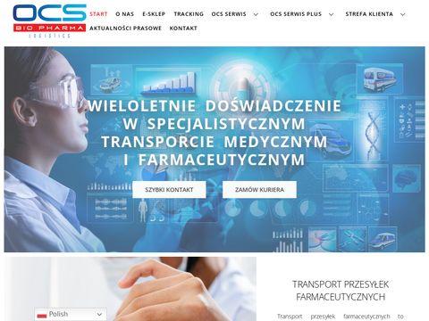 Ocs.pl obsługa sektora medycznego