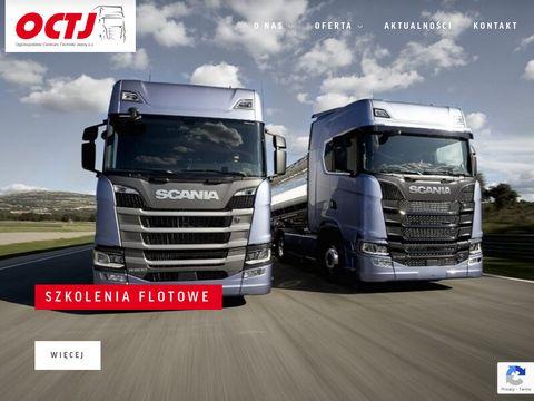 Octj.pl ośrodek doskonalenia techniki jazdy