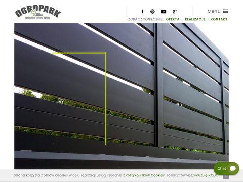 Ogropark.pl Bramy Nowy Sącz