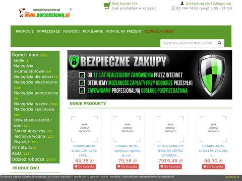 Ogrodniczy.com.pl kosiarki