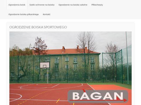 Ogrodzenia-boisk.pl - na boisko szkolne
