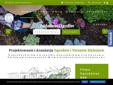 Ogrody-wlkp.pl Poznań