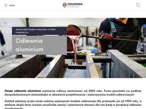 Odlewnia-poznan.pl malowanie proszkowe