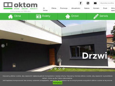 Oktom - Rolety Warszawa