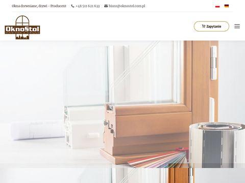 Oknostol.com.pl okna drewniane producent