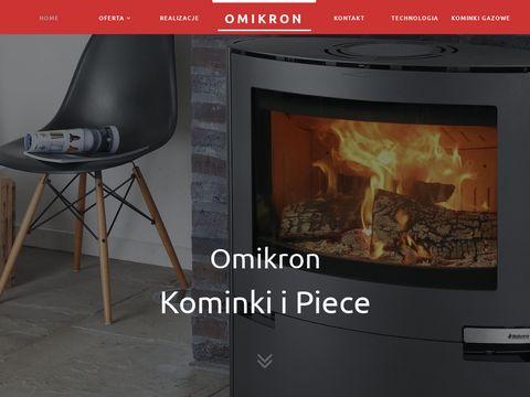 Omikron-kominki.pl - wkłady kominkowe