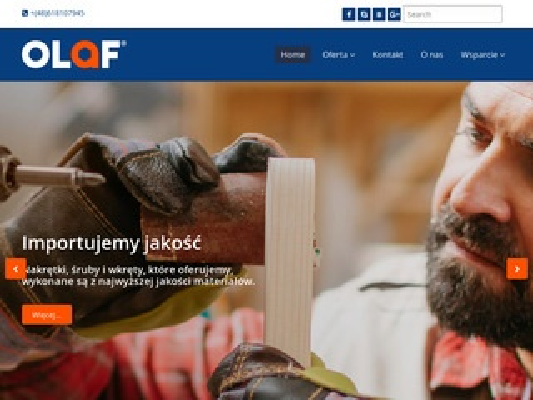 Olaf.pl nakrętki pazurkowe