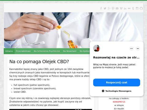 Olejkonopnycbd.com.pl