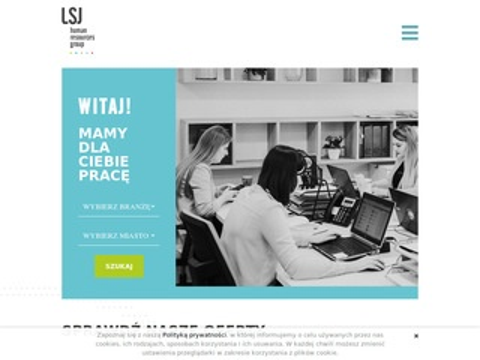 LSJ HR Group doradztwo personalne