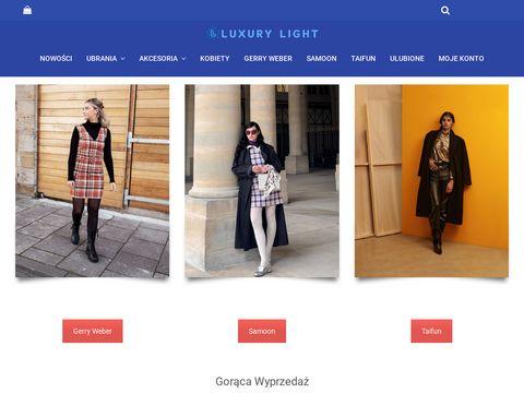 Luxury-light.pl oświetlenie schodowe