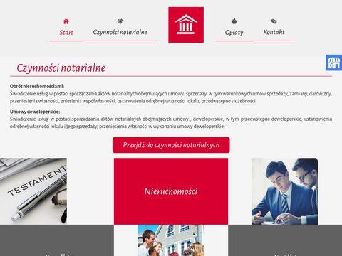 Lukaszmikolajczyk-notariusz.pl