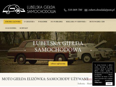 Lubelskagieldasamochodowa.pl