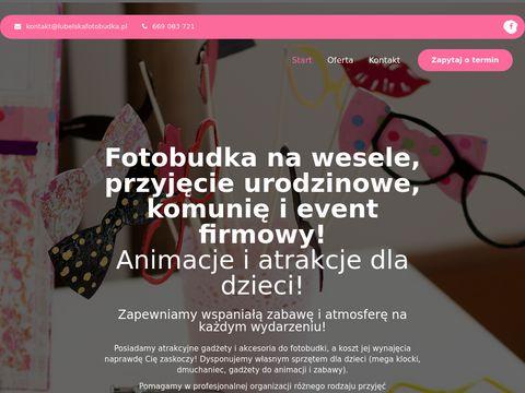 Lubelskafotobudka.pl na wesele