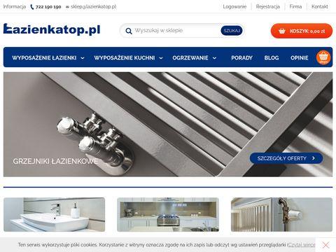 Łazienkatop.pl - wszystko do łazienki