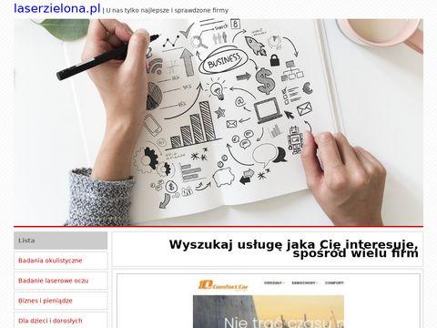 Laserzielona.pl