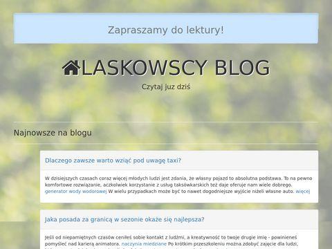 Laskowscydesign.pl dekoracje do domu