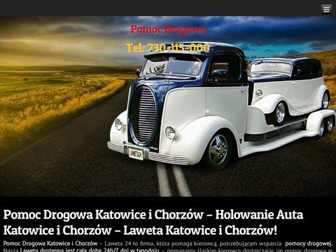 Laweta24.katowice.pl Chorzów