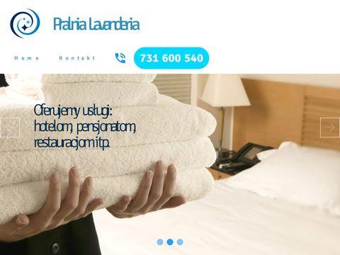 Lavanderia.net.pl pralnia dla restauracji Kraków