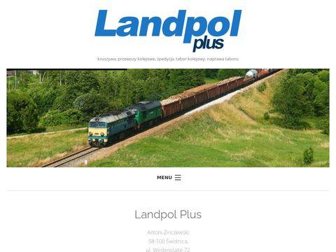 Landpol Sp. z o.o. wagony kolejowe