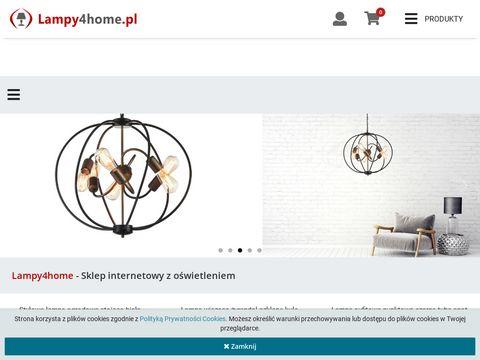 Lampy4home.pl do salonu