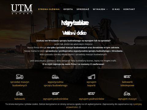 Ladowarkiteleskopoweobrotowe.pl wynajem