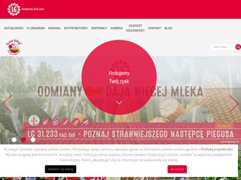Lgseeds.pl strawność kiszonki