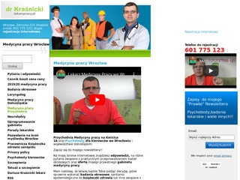 Lekarzpracy.pl pytania i odpowiedzi o medycynie