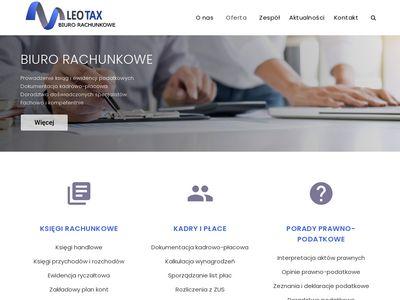 Leotax biuro rachunkowe Grodzisk Mazowiecki