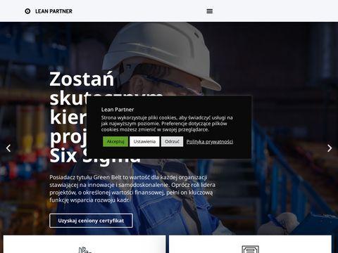 Leanpartner.pl - doradztwo i szkolenia