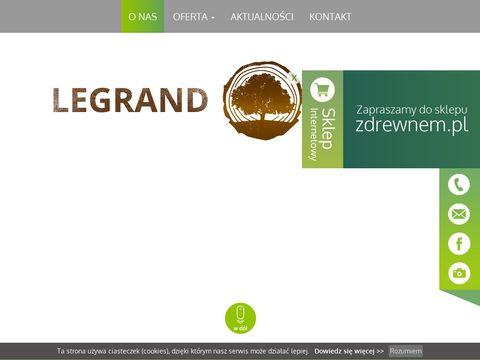 Legrand-wood.com tarcica bukowa