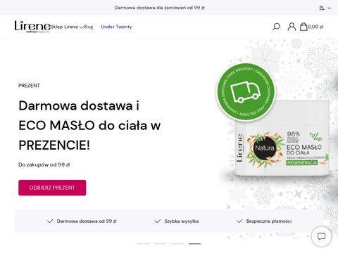 Lirene - najlepsze polskie kosmetyki