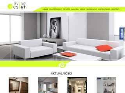 Livingdesign.pl architekt wnętrz Gdańsk