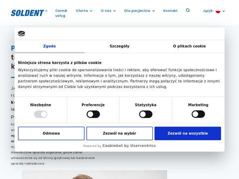 Aparat ortodontyczny cena lingwalny.com.pl