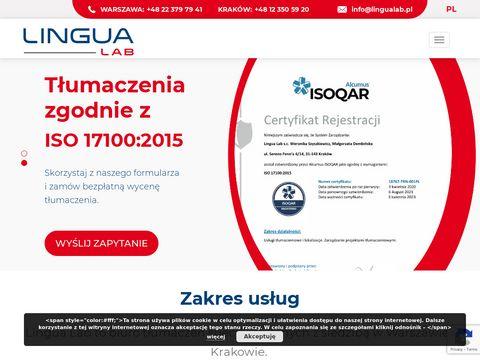 Lingua Lab