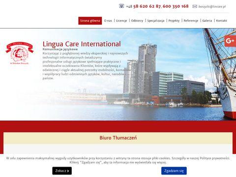 Lincare.pl angielski dla marynarzy