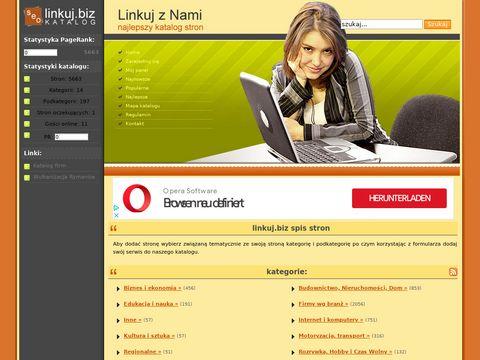Linkuj.biz - katalog stron