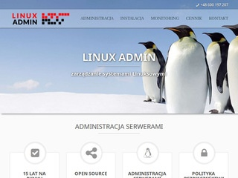 Linuxadmin.pl administrator serwera