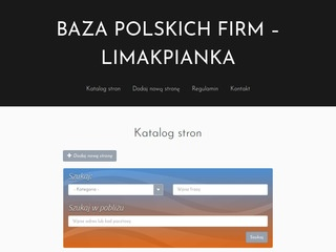 Limakpianka.pl izolacja pianką Toruń