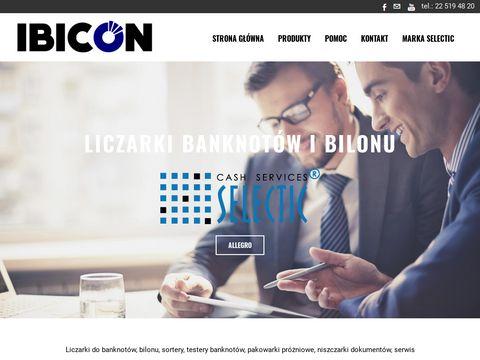 Ibicon wyposażenie biur i banków